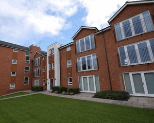 Temple Apartments, Wythenshaw, Manchester