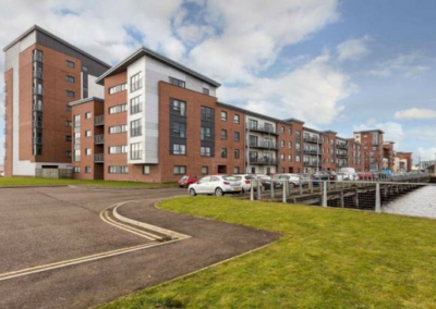 Quay City Apartments, Dundee